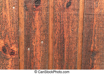 Wood background in light brown color