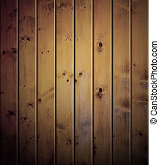 Realistic wood texture background. Eps 10