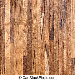 Wood background - Seamless Oak laminate parquet floor...