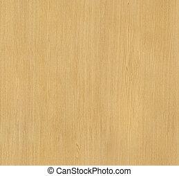 Seamless Light Wood Texture Vertical Across Tree Fibers Stock