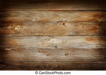Wood Background Texture - Wide wooden boards wall texture...