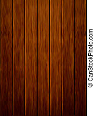 Wood background. Vector