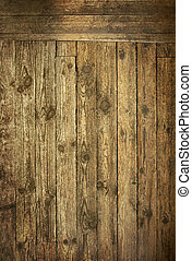 Wood background Wild West style - Old wood texture...