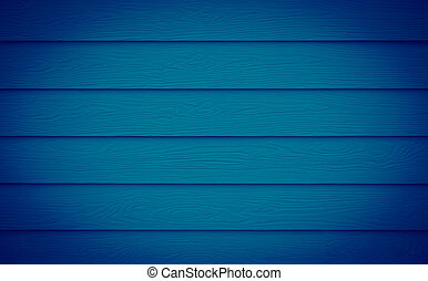 Wood blue  background