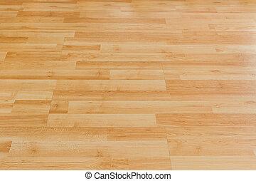 Wood board ,Brown oak parquet pattern.