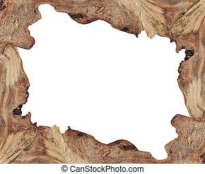 Wood Border