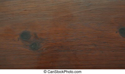 Wood. Brown wooden background.