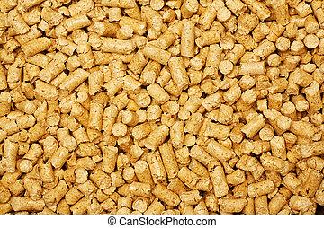 Wood chip bio fuel a renewable alternative source of energy...