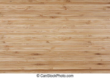 Wood - Closeup of bamboo wood background