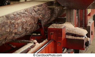 wood cutting machine nobody industrial