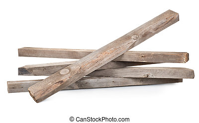 Wood deck material