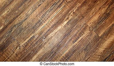 Wood Floor - Diagonal wood floor background