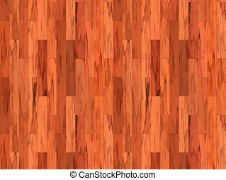 wood flooring - background image of nice mahoghany wooden...