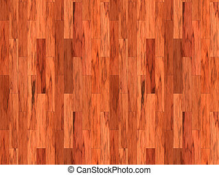 wood flooring - background image of nice mahoghany wooden...