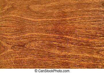 Abstract close up of wood grain