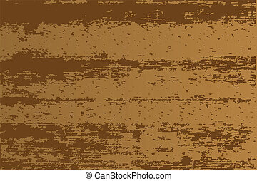 Wood Grain Background - A background of a plank of wood with...