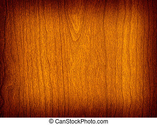 Wood Grain Background Texture Brown in Color with Dark Border