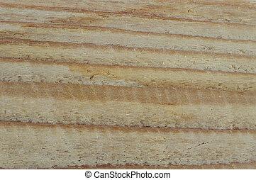 Wood Grain Plywood Background