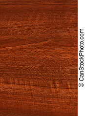 Wood grain wallpaper background - A close up of mahogany,...