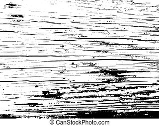 Wood grunge texture overlay. Vector background