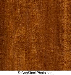 Wood, makore veneer - Wood, veneer makore tree, central ...