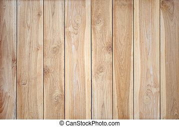 Wood panel plank brown texture background
