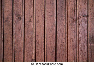 Wood Paneling - Dark wood paneling background