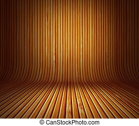Wood panels used as background. - Wood bamboo panels used as...