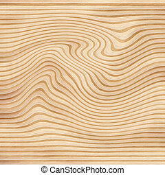Close up of decorative wood Pattern background