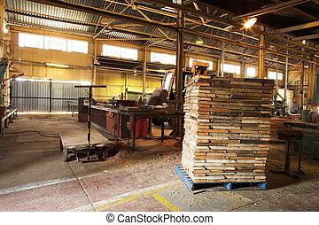 Wood Pile #2