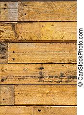 Wood plank brown texture grunge background