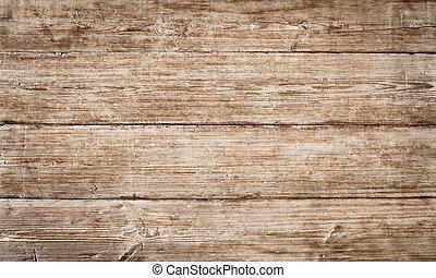 wood plank grain texture, wooden board striped fiber, old ...
