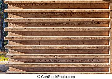 Wood Planks Cabin