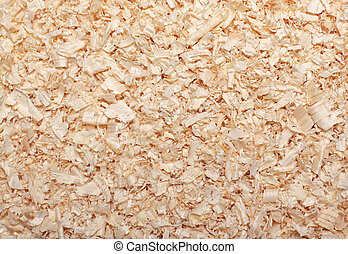 Sawdust - Wood Sawdust Texture Background
