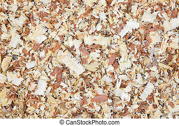 Wood Sawdust Texture Background