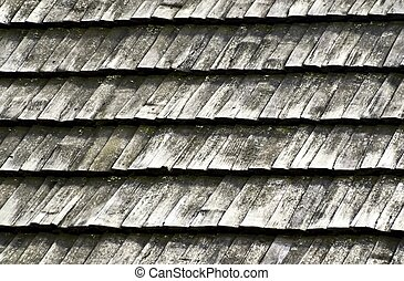 wood shingle texture