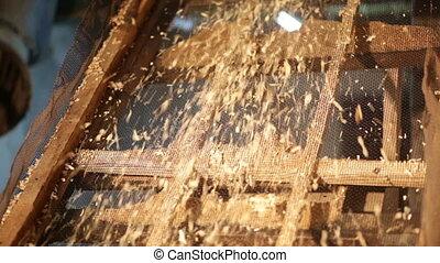wood shredder machine industrial compost