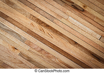 Wood stack background and texture