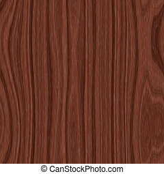 Wood texture background illustration, seamless tiling surface