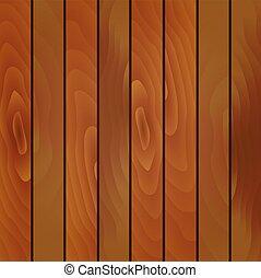 Wood texture background vector illustration