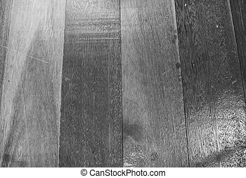 Wood texture Black&White