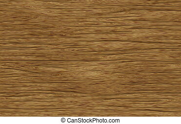 Wood Texture With Fine Varnish and Veins