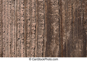 Wood texture dark color background
