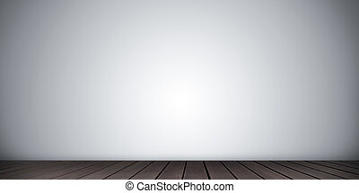 wood texture on abstract blur gray background