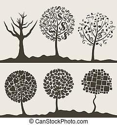 Wood tree3