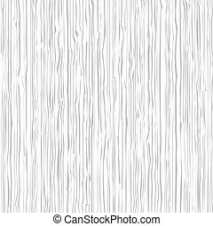Wood white texture background, vector