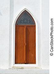 Wood window 2