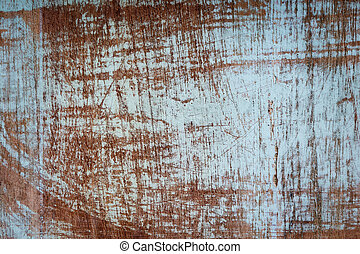 Wood with color paint texture background