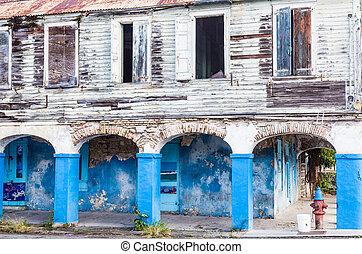 No Paint Over Blue Paint