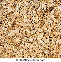 Woodchip Background